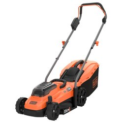 Black and Decker - 2x18V25Ah 33CM AkkuRasenmher - BCMW3318L2
