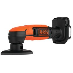 Black and Decker - 12V AkkuDeltaschleifer - BDCDS12N
