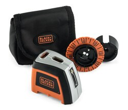 Black and Decker - Manuelle Laserwasserwaage - BDL120