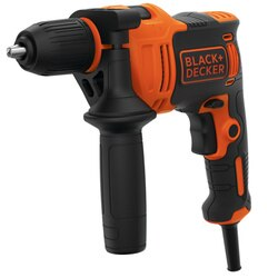 Black and Decker - 550W 1Gang Schlagbohrmaschine - BEH550K