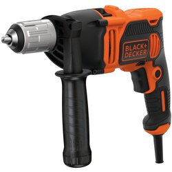 Black and Decker - 850W 1Gang Schlagbohrmaschine - BEH850K