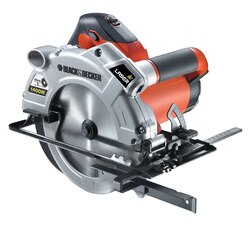 Black and Decker - 1400 W Handkreissge mit eingebautem Laser - KS1400L