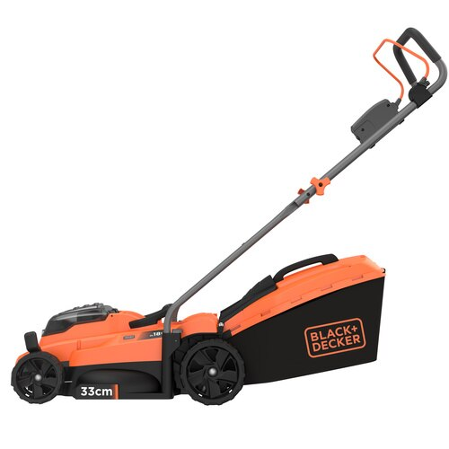 Black and Decker - 2x18V40Ah 33CM AkkuRasenmher - BCMW33184L2