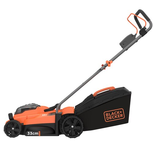 Black and Decker - 36V2x25Ah 33CM AkkuRasenmher - BCMW3336L2