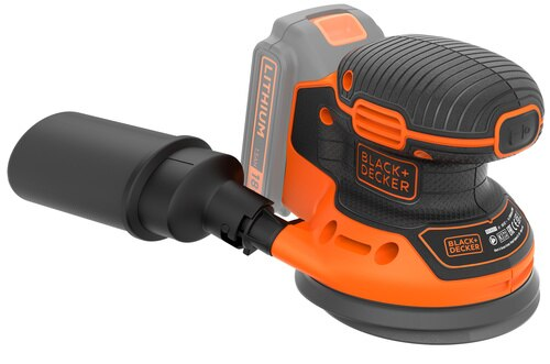 Black and Decker - 18V AkkuExzenterschleifer - BDCROS18N
