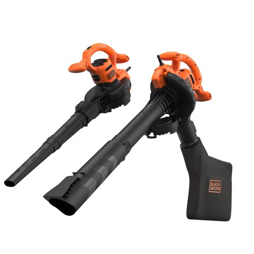 Black and Decker - 2600 Watt 3in1 ElektroLaubsauger - BEBLV260