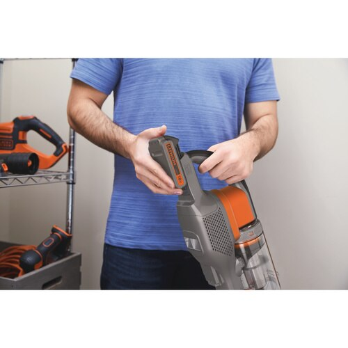 Black and Decker - 18V20Ah 4in1 AkkuStielsauger PowerSeries Extreme - BHFEV182C