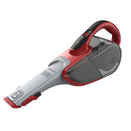 Black and Decker - 162Wh Lithium Dustbuster mit Cyclonic Action - DVJ315J