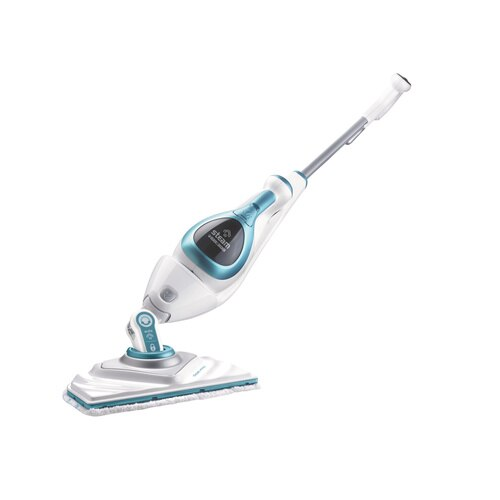 Black and Decker - DE Steam Mop Deluxe with Steambuster and Accessory Kit - FSMH1621D