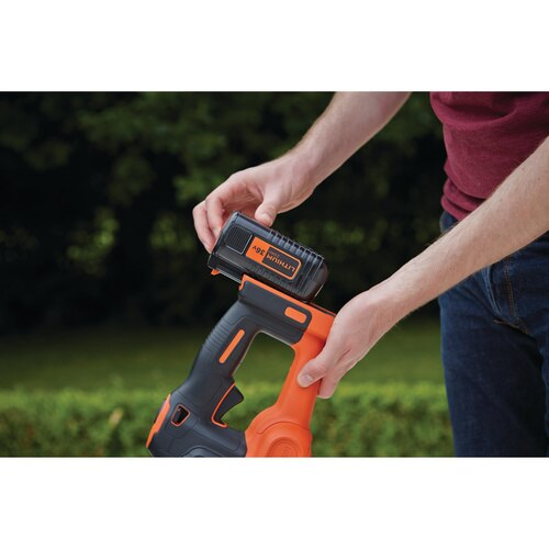 Black and Decker - 36V20Ah POWERCOMMAND 55cm AkkuHeckenschere - GTC36552PC
