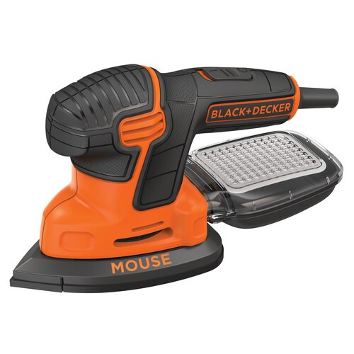 Black and Decker - 120W CompactMouse Schleifer - KA2000