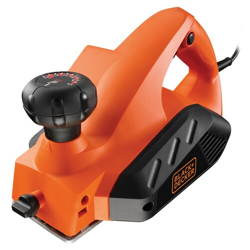 Black and Decker - 650 W Elektrohobel - KW712