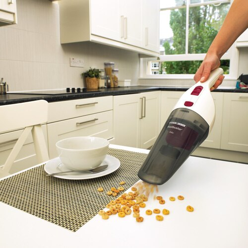 Black and Decker - Der neue 36V Dustbuster mit Zubehr - NV3620N